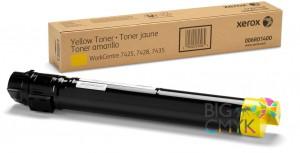 Тонер-картридж желтый WC 7425/7428/7435