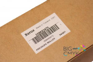Вал прижимной Xerox 4110/4112/4595