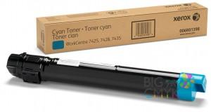 Тонер-картридж голубой WC 7425/7428/7435