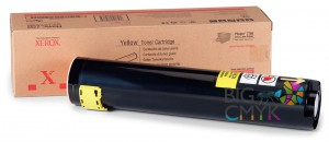 Тонер желтый Phaser 7750 /EX7750
