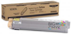 Тонер-картридж желтый Phaser 7400