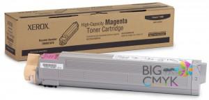 Тонер-картридж малиновый (увелич.) Phaser 7400