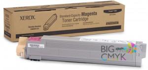 Тонер-картридж малиновый Phaser 7400