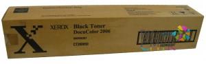 Тонер-картридж черный DocuColor 2006