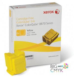 Чернила желтые Xerox ColorQube 8870/8880