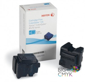 Чернила голубые Xerox ColorQube 8570/8580