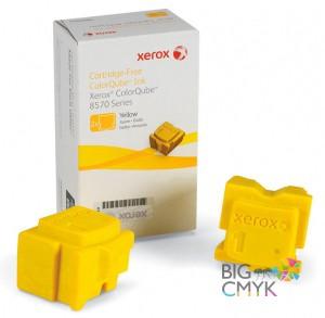 Чернила желтые Xerox ColorQube 8570/8580