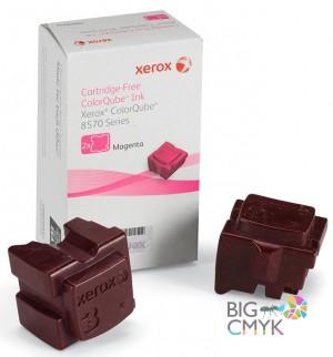 Чернила малиновые Xerox ColorQube 8570/8580