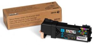 Принт-картридж голубой (2,5K) Phaser 6500/WC 6505