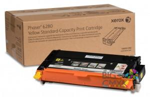 Принт-картридж желтый (2,2K) Phaser 6280