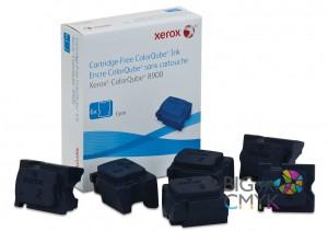 Чернила голубые Xerox ColorQube 8900