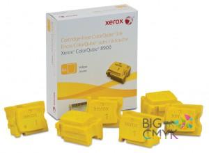 Чернила желтые Xerox ColorQube 8900