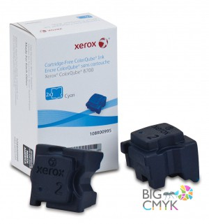 Чернила голубые Xerox ColorQube 8700