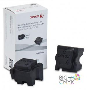Чернила черные (4,5K) Xerox ColorQube 8700