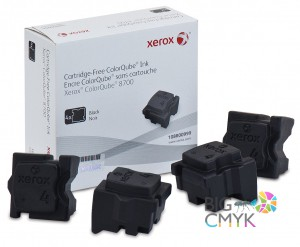 Чернила черные (9K) Xerox ColorQube 8700