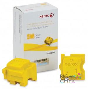 Чернила желтые Xerox ColorQube 8700