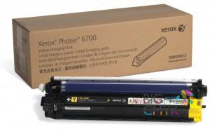 Копи-картридж желтый Xerox Phaser 6700
