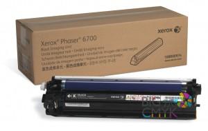 Копи-картридж черный Xerox Phaser 6700