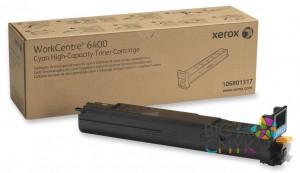Тонер голубой (14K) Xerox WC 6400