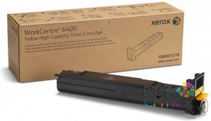 Тонер желтый (14K) Xerox WC 6400