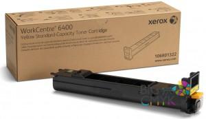 Тонер желтый (8K) Xerox WC 6400