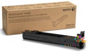 Тонер пурпурный (8K) Xerox WC 6400