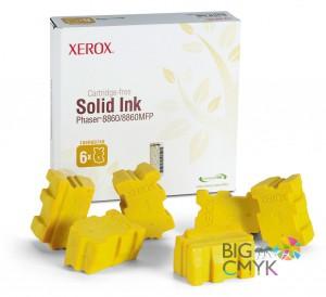 Чернила желтые Xerox Phaser 8860/8860MFP