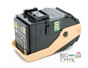 Тонер-картридж желтый (4,5K) Xerox Phaser 7100
