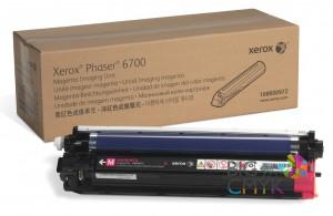 Копи-картридж пурпурный Xerox Phaser 6700