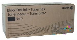 Черный тонер Xerox iGen3