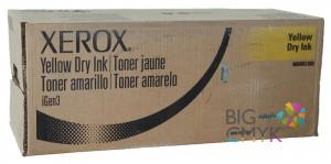 Желтый тонер Xerox iGen3