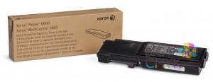 Тонер-картридж черный (3K) Phaser 6600/WC 6605