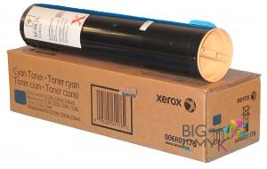 Тонер-картридж голубой (Cyan) Xerox WC 7228