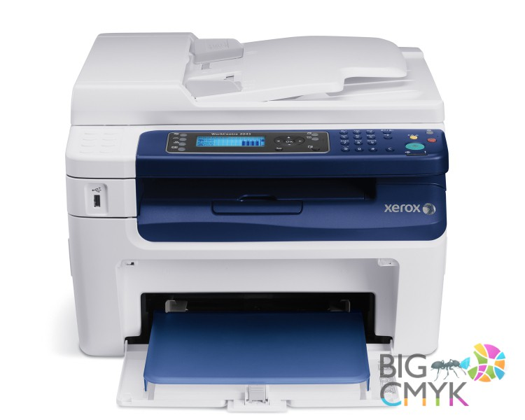 Xerox WorkCentre 3045NI - 1