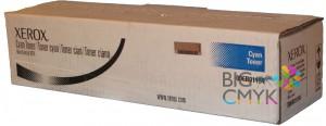 Тонер-картридж голубой Xerox M24