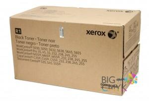 Тонер-картридж (2 шт. в коробке) Xerox WC 23х/2x5/563x/5645/5655