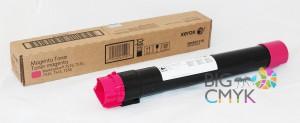 Тонер-картридж пурпурный (15K) Xerox WorkCentre 7525-7556/7830-7855/7970