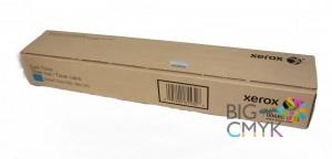 Тонер-картридж голубой Xerox Color 550/560/570