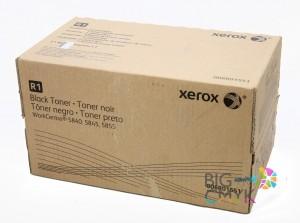 Тонер-картридж (2 шт. в коробке) Xerox WC 5845/5855