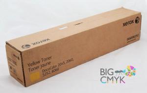 Тонер желтый Xerox DC 6060/2045/60/5252