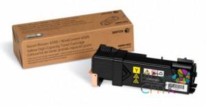 Принт-картридж желтый (2,5K) Phaser 6500/WC 6505