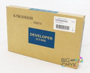 Носитель голубой Xerox WC 7525/7530/7535/7545/7556/7830-7855/7970 Phaser 7800