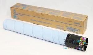 Тонер голубой TN-321C Konica-Minolta bizhub C224/C284/C364