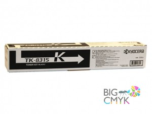 Тонер-картридж черный TK-8315K Kyocera TASKalfa 2550ci