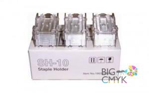 Скрепки SH-10 (3x5000) для степлера финишера DF-470/710/760/760(B)/770/780/780(B)/790/DF-810/BF-730