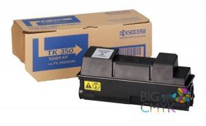 Тонер-картридж TK-350B Kyocera FS-3920DN/3040MFP/3140MFP/3540MFP/3640MFP