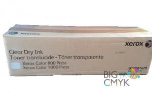 Тонер-картридж прозрачный Xerox Color 800/1000