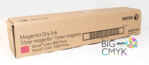 Тонер-картридж пурпурный Xerox Color 800/1000