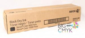 Тонер-картридж черный Xerox Color 800/1000