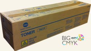 Тонер желтый TN-613Y Konica-Minolta bizhub C552/C652